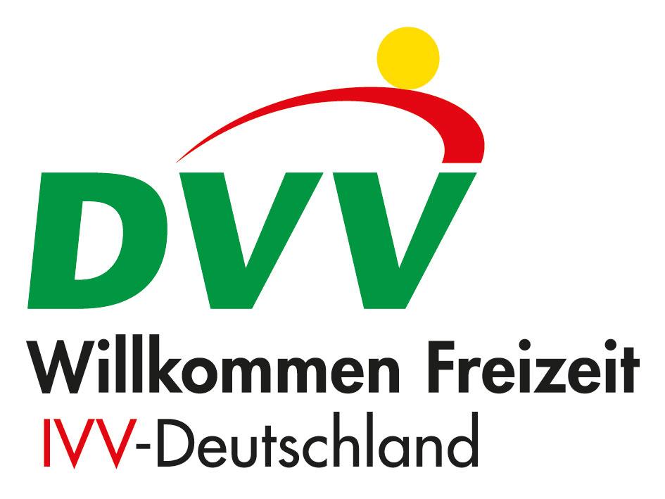 Logo DVV farbig