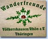 Wanderfreunde Völkershausen/Rhön e.V.