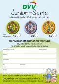 Junior Wertungsheft